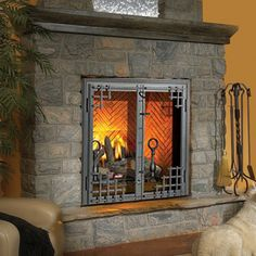 View the Napoleon BGD90NT The Dream™ 50,000 BTU Direct Vent Zero Clearance Natural Gas Fireplace at Build.com.