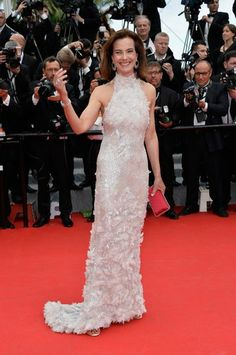 Carole Bouquet - Cannes 2014