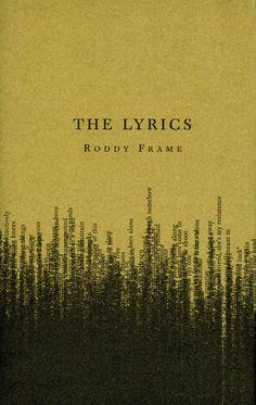 The Lyrics: Roddy Frame