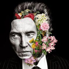 Marcelo Monreal, Brazilian digital collage artist.