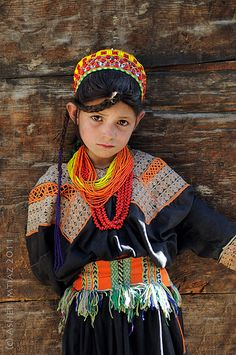 "Faces of Kalasha - ""The Kalasha or Kalash, are indigenous people of the Hindu Kush mountain range, residing in the Chitral District of Khyber-Pakhtunkhwa province of Pakistan."" ~wiki  #world_cultures"