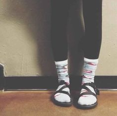 We present to you... the socko. Socks & Chacos.