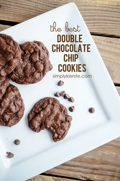 cookies absolutely the best chocolate chip cookies the best chocolate ...