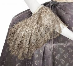 NORMA SHEARER MARIE ANTOINETTE SKIRT AND CUFFS