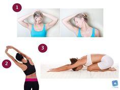 Exercícios de alongamentos para aliviar a dor na coluna