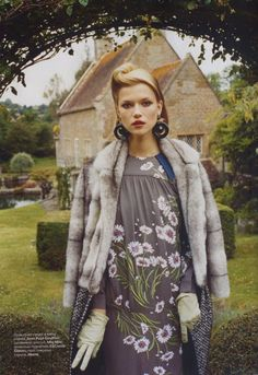 countryside glamour