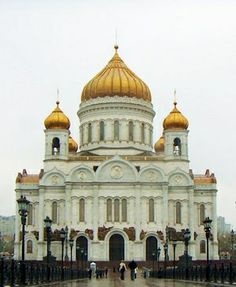 Moscow: A Place Of Fascinating Churches And Cathedrals