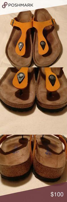 Adorable birks Excellent used condition Birkenstock Shoes Sandals