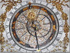 Старинные астрономические часы - Запись пользователя dver_v_detstvo - Блоги веб 3.0 на Имхонете