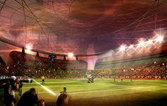 LUSAIL STADIUM| METRO#189 | Ago 2014