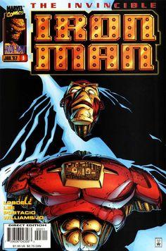 Iron Man #3, 1997
