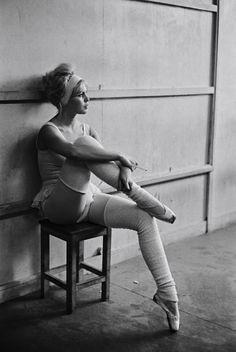 Brigitte Bardot Ballet Class   Brigitte Bardot: How to Create an Extraordinary Life in 11 Simple and ...