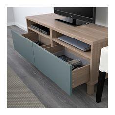 Lage Open Tv Kast.Besta Ikea Tv Units