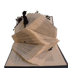 Book Sculptures - Childrens Stories - Helen Baker Design