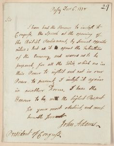 John smiths letter to the queen