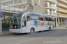 Benidorm Tour Coach - Download From Over 27 Million High Quality Stock Photos, Images, Vectors. Sign up for FREE today. Image: 47470869