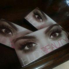 Huda Beauty Lashes Back In Stock!