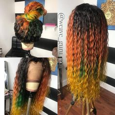 At Mane Mafia Hair we provide custom lace wigs for every lifestyle imaginable Curly Weave Hairstyles, Black Girls Hairstyles, Straight Hairstyles, Curly Hair Styles, Natural Hair Styles, Blonde Hairstyles, Hairstyles 2016, Fashion Hairstyles, Vintage Hairstyles