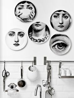 Black and White Kitchen Style