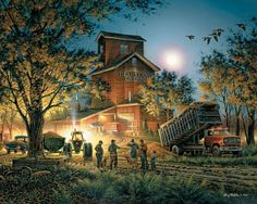 Terry Redlin Art