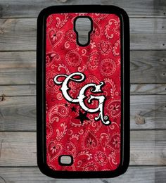 CG Star Bandana Galaxy S4 Phone Case/Cover