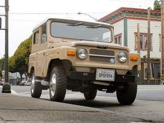 1969 Nissan Patrol 60