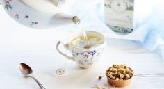 Chamomile tea gives you healthier skin and reduces the signs of aging. Chamomile Tea Benefits