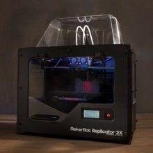 The MakerBot Replica