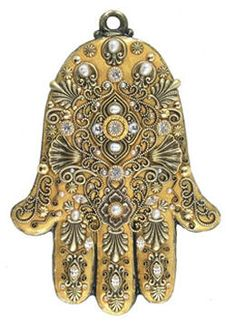 Michal Golan Wall Hamsa - part of our full line of Michal Golan Hamsas. This Michal Golan jewelry item comes to you from the Michal Golan Evil Eye collection. Hamsa Art, Artist Card, Crystal Wall, Hand Of Fatima, Jewish Art, Antique Lace, Sacred Heart, Jewelry Art, Jewellery
