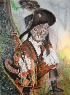 El famoso le Chat Botté