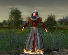 Cosmetic Lotro - Edoras Dress