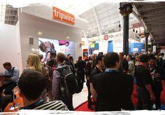 Genesis Exhibition Design   Tripwire   InfoSec 2016 Exhibition Booth Design, Exhibition Stand Design