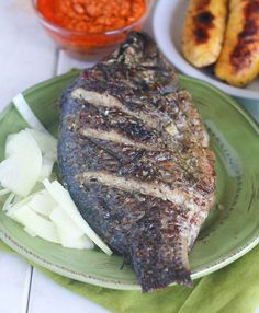 If you've never grown up seeing, touching and eating whole fish, it can be an uncanny experience to have your dinner staring back at you. I remember bringing whole tilapia to a predominantly American potluck and no one would as much as look at it. My son thinks it 's creepy and that the fish …