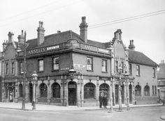 The Malt Shovel corner of Coventry Road and Munoz Street Small Heath Birmingham Warwickshire England