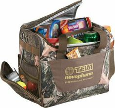 Hunt Valley (Tm) Camo Cooler Bag