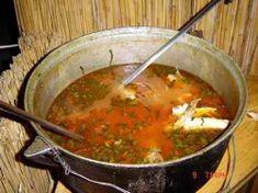 Ciorba de peste Salsa, Beef, Snacks, Ethnic Recipes, Food, Plant, Pisces, Meat, Appetizers