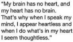 Heart and the brain