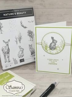 Stampin Up Natures Bounty