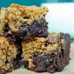 Looks yummy!!  Can't go wrong with PB and chocolate