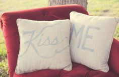 Bedroom pillows  :)