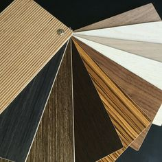 Laatupaneeli interior panels are available in several different colour and material options. The newest ones are birch veneers! Check www.fi for more pictures and information. More Pictures, Different Colors, Birch, Colour, Interior, Check, Color, Design Interiors, Interiors
