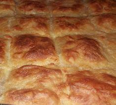 Τυρόπιτα γρήγορη με τον μαγικό χυλό !!! ~ ΜΑΓΕΙΡΙΚΗ ΚΑΙ ΣΥΝΤΑΓΕΣ 2 Bread Dough Recipe, Greek Recipes, Ethnic Recipes, Desserts, Food, Savoury Pies, Pastries, Cakes, Tailgate Desserts