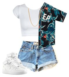 """""""11/8/14"""" by clickk-mee ❤ liked on Polyvore featuring ASOS and NIKE"""