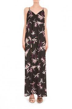 TWISTED FICTION MAXI DRESS