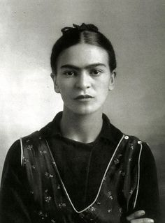 Diego Rivera had a great influence on Frida's painting style. Frida had always admired Diego and his work. They married in 1929.
