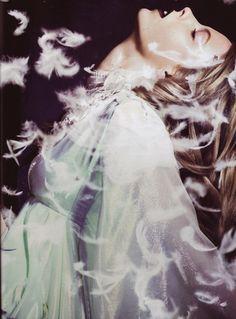 Photographer: Jem Mitchell Model: Skye Stracke Magazine: Flair