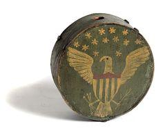 Fabulous ID'd & Decorated War of 1812 Rum Canteen, (2005, Historic Americana / June 9-10)