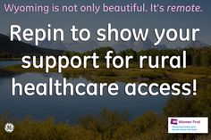 Support #rural access!