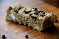 homemade granola bars -- make them with love and know what is in your kids' snacks!