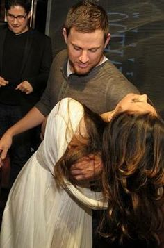 Channing Tatum & Jenna Dewan danced the night away in Miami!